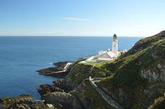 Sunday - Mannanan's Cloak - Douglas Lighthouse