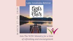 The Ministry presents the 2020 Women's Retreat at Lake Junaluska, NC, March Join Us! Lake Junaluska, Do Not Open, Women's Retreat, Stay The Night, Ministry, Kayaking, Join, March, Presents