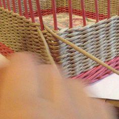 Как сделать прочный угол в плетеных изделиях | oblacco