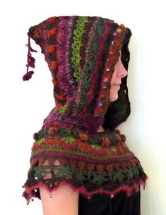 Freeform crochet..and omg I love this!