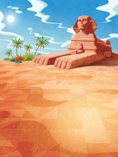 The Man From Egypt (iPad game) on Behance