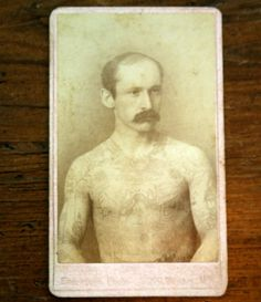1000 ideas about men 39 s side tattoos on pinterest for 19th century tattoos