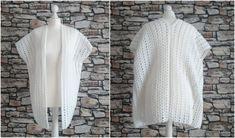 Carefree Crochet Cardi Free Pattern | DIY