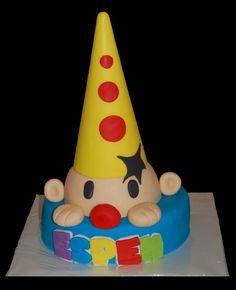 Bumba clown cake — Children's Birthday Cakes