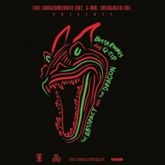 Q-Tip & Busta Rhymes – The Abstract & The Dragon (Mixtape)