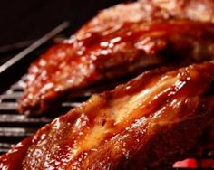 Gluten-Free Plum Barbecued Baby Back Ribs