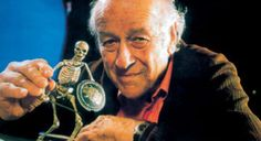 "Raymond Frederick ""Ray"" Harryhausen was one of the most famous stop motion animators, known for his work from the 1940's to the 1980's on movies such as Mighty Joe Young (1949), The 7th Voyage of Sinbad (1958), Jason and the Argonauts  (1963) and Clash of the Titans (1981), after which he retired.  He was inspired to do animation after seeing movies by Willis H. O'Brien who would later become his mentor."