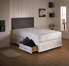 6' SUPER KING SIZE WORDSWORTH DIVAN BED £865 http://www.expressfurniture.org.uk/beds/divans/6-wordsworth-divan-bed.html