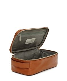 Jack Spade | Messenger Bags - Mill Leather Zipper Top Dopplet