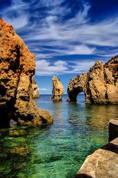 Ponta da Piedade - Lagos, Algarve(Portugal)  :Celso Carvalho