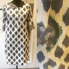Ikat tunic by sarahcouture