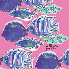 A illustration is inspired by our Print Designers' snorkeling trip to Miami.