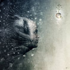 pictures of spiritual beings deviantart | The Essence of Being: Spiritual Photomanipulation