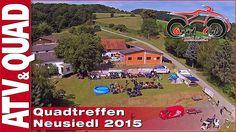 Gemütlich: Quadtreffen Neusiedl 2015 … und hier geht´s zum Video: http://youtu.be/M5bNngGHNiA Am 1. August hat der Quadclub Neusiedl 50 ATV- und Quad-Piloten, unter ihnen auch die Quadfreunde Günseck, zum gemütlichen Quadtreffen Neusiedl 2015 begrüßt http://www.atv-quad-magazin.com/aktuell/gemuetlich-quadtreffen-neusiedl-2015/