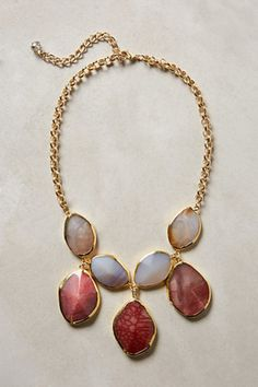 Gilded Agate Necklace, How would you style this? http://keep.com/gilded-agate-necklace-by-bridgetteraes/k/1N4hlYABGF/