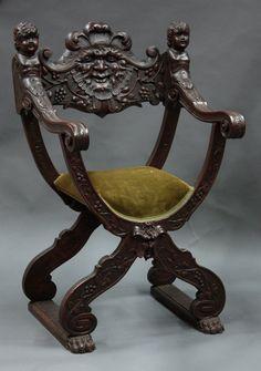 Из истории тронного кресла - Нелепые факты