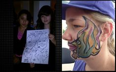 Looking for caricature and face painting in denver? Artsyevents provides services for party and occasions. Our professional artist do caricature and face painting which looks attractive and funky. For more information visit : www.artsyevents.com