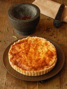 C106 LOLETA TARTA DE POLLO AL CURRY 16 Pie, Quiches, Desserts, Food, Vegetables, Postres, Chicken Cake, Chicken Curry, Kitchen Nook