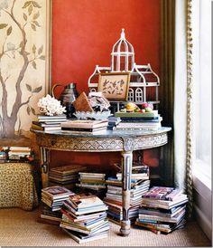 Southern Living | Southern Style: Antiques | via Cote de Texas