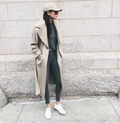 5c4c80d8f77 Duster Coat With a Groutfit