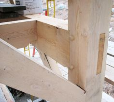 """Timber Frame """"101"""" - Building and Construction Details"""
