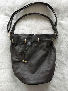 Handtasche Tasche Schultertasche Henkeltasche grau Görtz, 14€