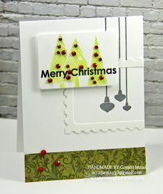 A set of Christmas cards