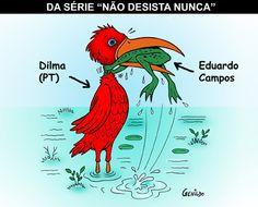 Eduardo Campos critica Governo Dilma