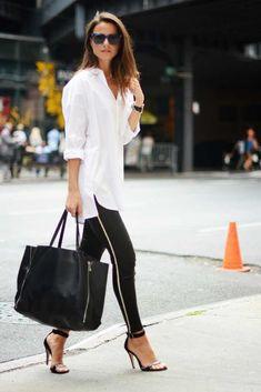 Pantalón Negro 31 Looks de moda 2018