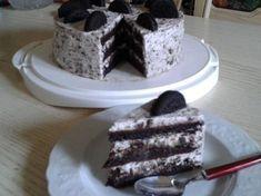 Τουρτα ΟΡΕΟ & ΝΟΥΤΕΛΑ - Daddy-Cool.gr Oreo, Party Time, Cheesecake, Pudding, Sweets, Desserts, Unicorn, Daddy, Foods