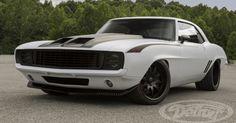 1969 chevrolet camaro custom detroit speed