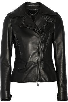 Belstaff|Carly leather biker jacket|NET-A-PORTER.COM $2350