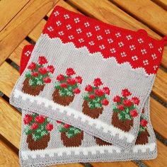 Knitting Paterns, Crochet Patterns, Pot Holders, Christmas Stockings, Holiday Decor, Barn, Home Decor, Ska, Tricot