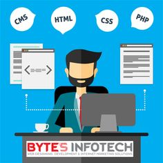 Bytes Infotech is an innovative, reliable and best web Designing Company in Chandigarh. Get a responsive website design and development with SEO Services in Chandigarh,Mohali, Ambala . For more detail Contact with our expert 09467887210. Or Visit www.bytesinfotech.com