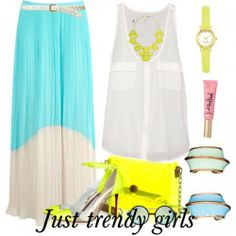 Smart casual wear for summer | Just Trendy Girls