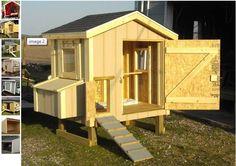 Chicken coop idea!