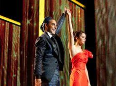 Hunger Games. Katniss Everdeen, the girl on fire