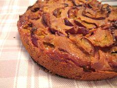 glutenfreier Zwetschgenkuchen (paleo)