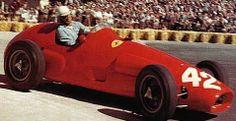 1955 Giuseppe Farina, Ferrari 625