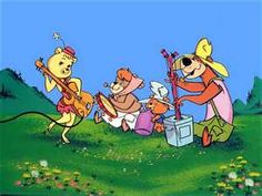 The Hillbilly Bears - I love the 60's & 70's cartoons