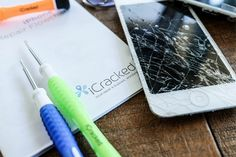 Cracked iPhone Screen Repair Kit Will Help You Revive Your iPhone From The Dead