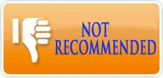FIDDAMAN BLOG: Not Recommended  'Not recommended' has helped the pharmaceutical industry get away with murder and, at the same time, earned them billions of dollars. Money over life.