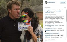 Joanna wanted to be a broadcast journalist growing up. Photo viaJoanna Gaines on Instagram Photo: Joanna Gaines On Instagram
