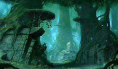 Inside the Forest - Part II by *Blinck on deviantART