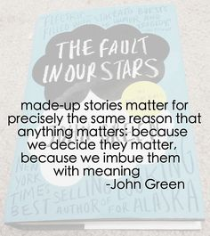 The Magic of Words in The Fault in Our Stars | Forever Within the Numbered Pages