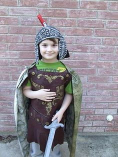 Martin of Tours All Saints Day costume - fun kids activity for All Saints Sunday at church Catholic Kids, Catholic Saints, Fun Activities For Kids, Family Activities, Saint Costume, Fall Halloween, Halloween Costumes, All Souls Day, All Saints Day