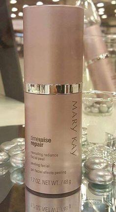 It exfoliates dead skin cells & rejuvenate & renew to even skintone. Amazing! www.marykay.com/missAndreaScafidi