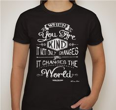 Kids Making A Difference - Jetta Fosberg Fundraiser - unisex shirt design - small - front