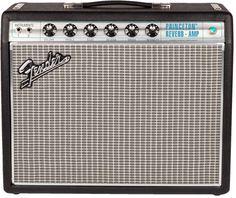 '68 Custom Princeton® Reverb | Guitar Amplifiers Amps | Fender® Amplifiers