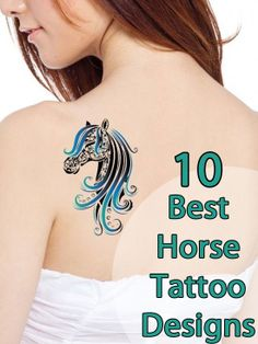 Best Horse Tattoos – Our Top 10